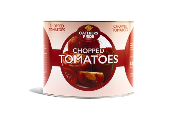 RC Italian Chopped Tomatoes 2.55kg