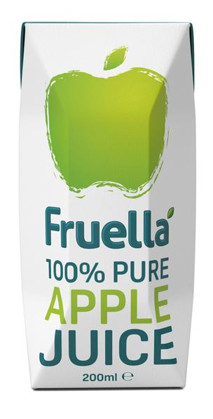 100% Apple Juice Cartons