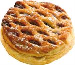 Golden Bake Lattice Puff Pastry Mince Pie