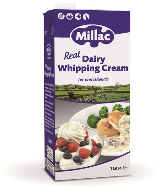Millac UHT Whipping Cream