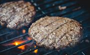 Barbeque Beef Burgers