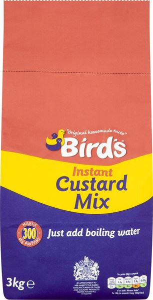 Birds Custard Mix (Add Water)